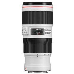 Canon EF 70-200mm f4 L IS II USM Zwrot 345zł przy zakupie z aparatem!
