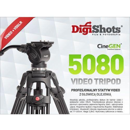 Statywy fotograficzne, CG-5080 Statyw do kamer video