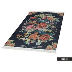 SELSEY Chodnik Pikselowa flora ciemny 75x300 cm