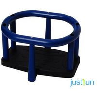 Huśtawki ogrodowe dla dzieci, Huśtawka kubełkowa LUX + komplet łańcuchów ze stali nierdzewnej 5mm - 1,8m
