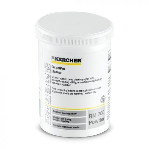 Proszki do prania, Karcher Proszek do prania dywanów i wykładzin RM 760 CarpetPro 800 g nowa formuła