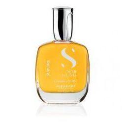 Alfaparf Semi di Lino Sublime, płynne kryształki do wszystkich rodzajów włosów, 50ml