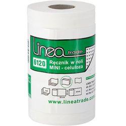 Czyściwo papierowe bezpyłowe w małej roli 60 m Ręcznik bezpyłowy