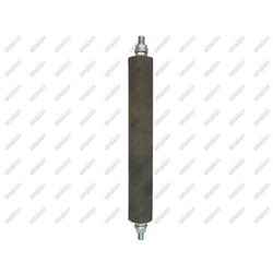 Wiedzienie gorne - Walec D50, H340mm, black rubber