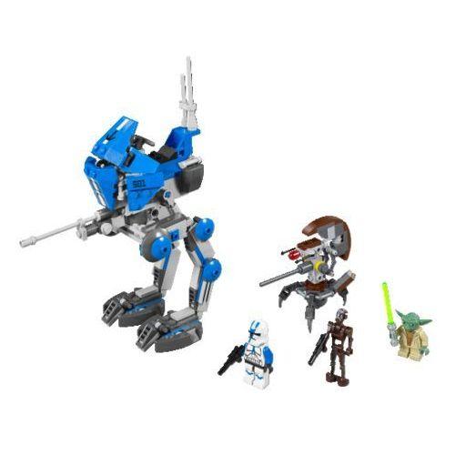 Klocki dla dzieci, Lego STAR WARS At-rt 75002