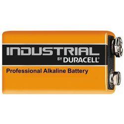210 x bateria alkaliczna Duracell Industrial 6LR61 9V (bulk)