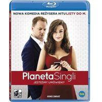 Filmy komediowe, Planeta Singli Blu Ray - 35% rabatu na drugą książkę!
