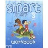 Książki do nauki języka, Smart Junior 3 WB MM PUBLICATIONS - Mitchell H. Q. (opr. broszurowa)