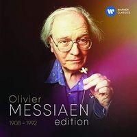 Pozostała muzyka rozrywkowa, THE OLIVIER MESSIAEN EDITION - Olivier Messiaen (Płyta CD)
