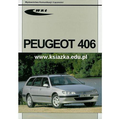 Biblioteka motoryzacji, Peugeot 406 - Praca zbiorowa (opr. miękka)