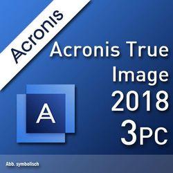 Acronis True Image Advanced + 250 GB 2018 3 PC