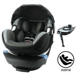 Nania fotelik samochodowy Migo Satellite Isofix Premium Black - BEZPŁATNY ODBIÓR: WROCŁAW!