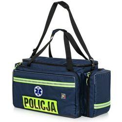 Torba medyczna Rescue Bag 1 (RB1) z napisem POLICJA