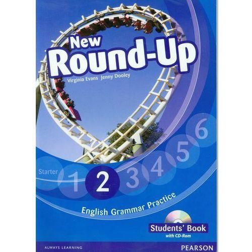 Książki do nauki języka, New Round Up 2, Student's Book (podręcznik) plus CD-ROM (opr. miękka)