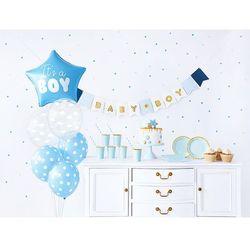 Party Box - Imprezowe Pudełko - Zestaw dekoracji na baby shower