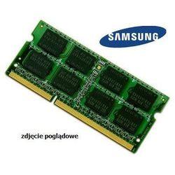 Pamięć RAM 2GB DDR3 1333MHz do laptopa Samsung N Series Netbook N145 Plus (DDR3) 2GB_DDR3_SODIMM_1333_109PLN (-0%)