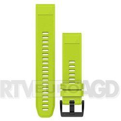 Garmin Pasek silikonowy Quick Fit 22mm Fenix 5 (żółty)