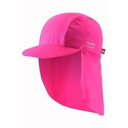 Czapka Reima do kąpieli UV 50+ Reima SOMME osłona karku różowa (supreme pink) -30REIMA (-30%)