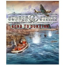 Sudden Strike 4 Road to Dunkirk (PC)
