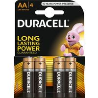Baterie, Bateria DURACELL MN1500 (K4) Copper and Black