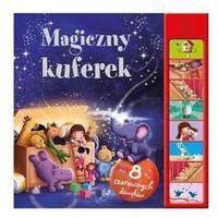 Książki dla młodzieży, Magiczny kuferek. 8 czarownych dźwięków (opr. kartonowa)