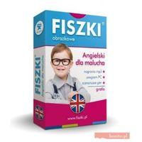 Książki do nauki języka, FISZKI obrazkowe. Angielski. Dla malucha (gratis mp3 + PC + testy online) (opr. kartonowa)
