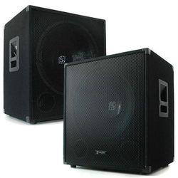 Para głośników basowych Skytec 2000W 45cm subwoofer