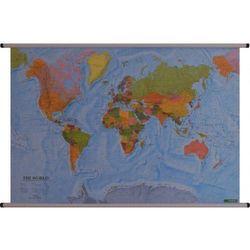 Mapa ścienna Świat polityczna 1:40 000 000
