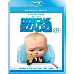 Dzieciak Rządzi (2D+3D) (Blu-ray) - Tom McGrath. DARMOWA DOSTAWA DO KIOSKU RUCHU OD 24,99ZŁ