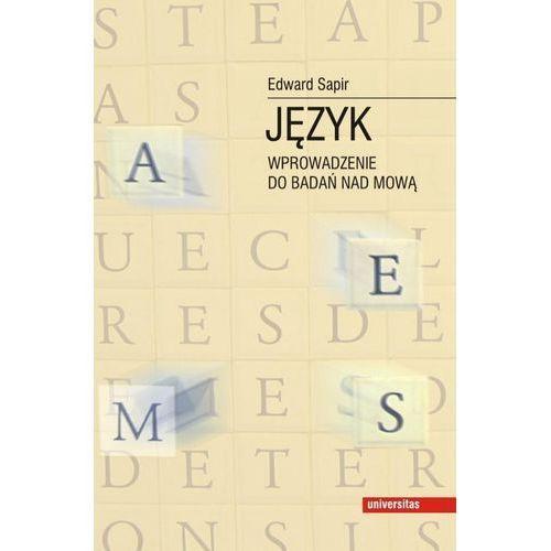 E-booki, Język - Edward Sapir