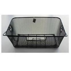 Kosz na tylny bagażnik BASIL BASKET-5 Bottom hooks, stalowy czarny