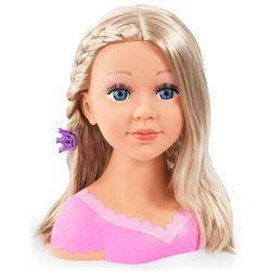 MaDe głowa lalki do układania fryzur