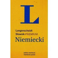 Książki do nauki języka, Słownik PREMIUM polsko-niemiecki, niemiecko-polski (rok 2014) (opr. twarda)