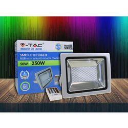 LED RGB Naświetlacz, 50W (4000 LM), RF + Bezpłatna natychmiastowa gwarancja wymiany!