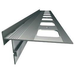 SOPRO PT 266/40- okapnik balkonowo- tarasowy, grafitowy, 200 cm ()