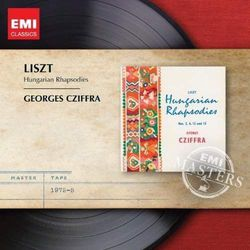 7 Hungarian Rhapsodies - Warner Music Poland