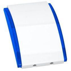 SPW-220 BL Sygnalizator wewnętrzny akustyczno-optyczny Satel dioda niebieska