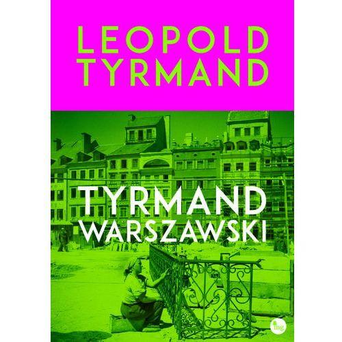 Poezja, Tyrmand warszawski (opr. twarda)