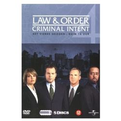 Tv Series - Law & Order:Ci S4