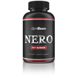 GymBeam Nero fat burner 120 kaps