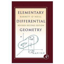 Elementary Differential Geometry 2e (opr. twarda)
