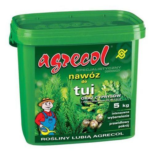 Odżywki i nawozy, Nawóz do tui i cyprysów Agrecol 5 kg