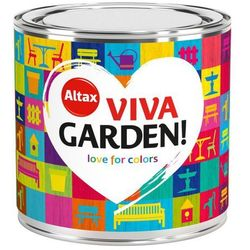 Farba Ogrodowa Viva Garden 0,25L Fiołkowa Dolina Altax