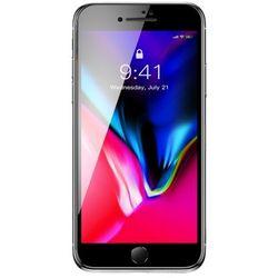 Baseus szkło na cały ekran Full Screen Privacy Anti-Spy z ramką 0.23mm 9H iPhone 8 Plus / iPhone 7 Plus czarny (SGAPIPH8P-ATG01) - Czarny -50% (-50%)