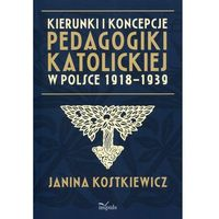 Pedagogika, Kierunki i koncepcje pedagogiki katolickiej w Polsce 1918-1939
