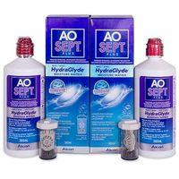 Płyny pielęgnacyjne do soczewek, AoSept Plus with HydraGlyde 360 ml