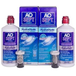 AoSept Plus with HydraGlyde 360 ml