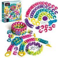 Kreatywne dla dzieci, Clementoni Crazy Wow Bransoletki
