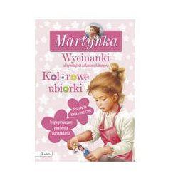 Martynka Wycinanki Kolorowe Ubiorki