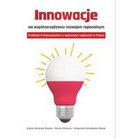 Pedagogika, Innowacje we współzarządzaniu rozwojem regionalnym (opr. miękka)